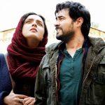 شهاب حسینی و ترانه علیدوستی موفق ترین زوج سینمایی ایران