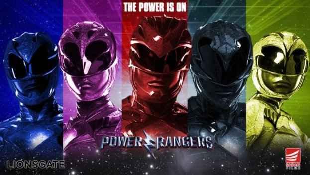 فیلم Power Rangers