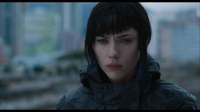 تریلر رسمی فیلم Ghost in The Shell 2017