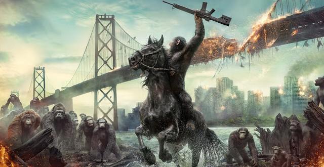فیلم War for the Planet of the Apes