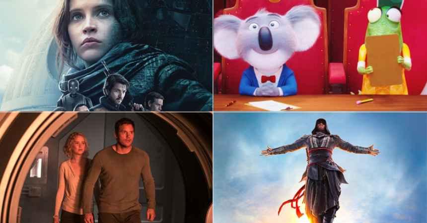 جدول فروش آخر هفته فیلم های Hollywood