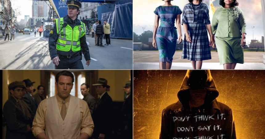 جدول باکس آفیس هالیوود 2017 ، فروش معمولی اخر هفته فیلم ها