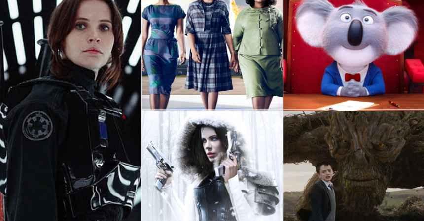 جدول فروش فیلم های آخر هفته هالیوود