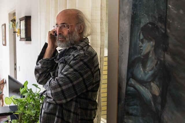 کیانوش عیاری : خانه پدری را در هنر و تجربه اکران نمی کنم