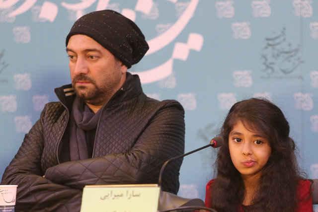 جشنواره فیلم فجر ، نشست فیلم چراغ های نا تمام + گفتگو با مجید صالحی