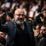 بازگشت امیر اقایی به صحنه تئاتر بعد از 15 سال و در نمایش مالی سویینی