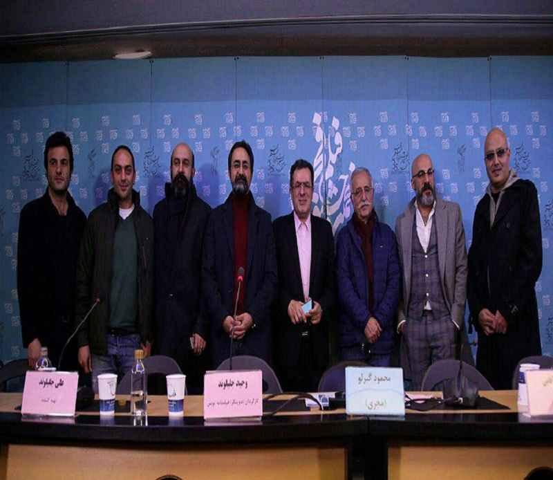 گزارش نشست فیلم بدون تاريخ بدون امضا در کاخ جشنواره فیلم فجر 35