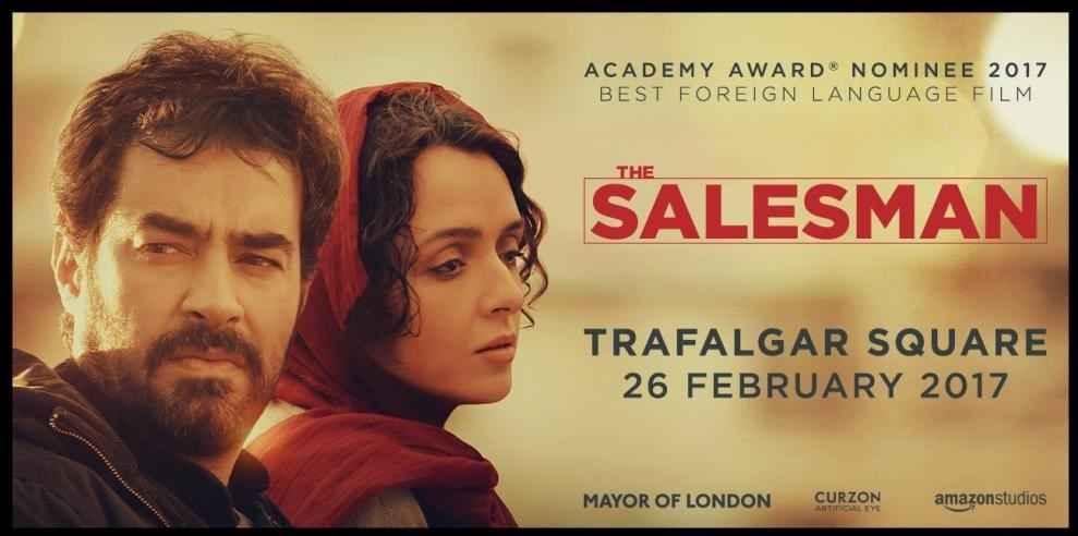 انتقاد رقیبان فیلم فروشنده به توجهات به این فیلم