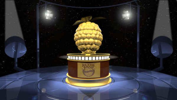 برندگان تمشک طلایی هالیوود مشخص شدند