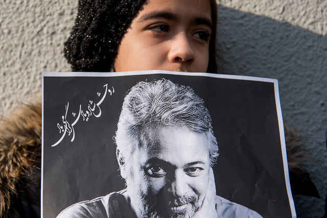 گزارش و عکس های مراسم تشییع حسن جوهرچی