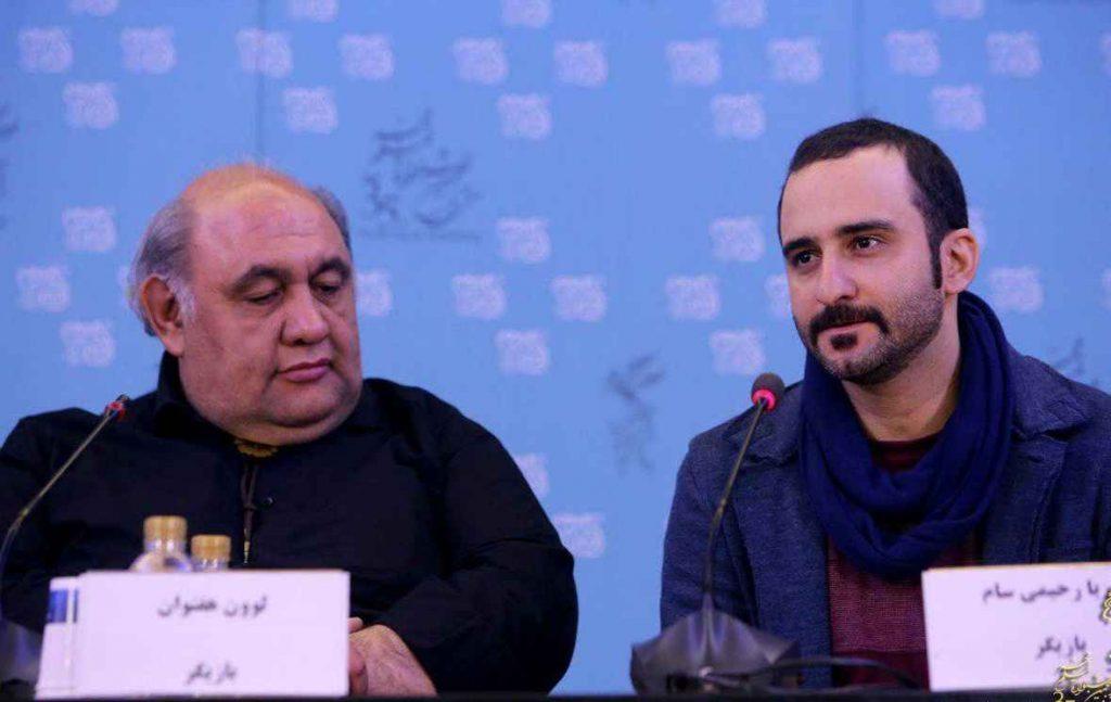 گزارش نشست فیلم کوپال جشنواره فیلم فجر 35