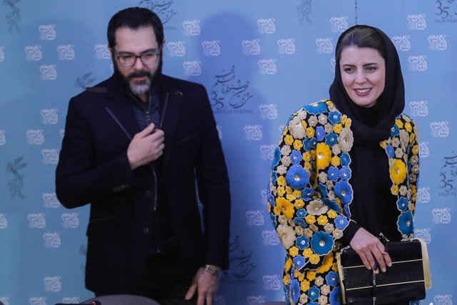 گزارش نشست فیلم رگ خواب با حضور لیلا حاتمی