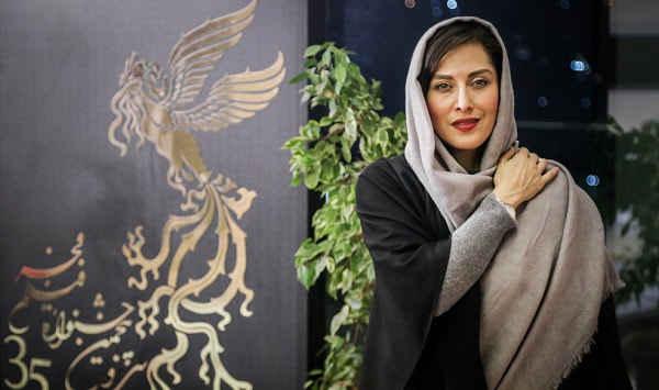 مهتاب کرامتی در جشنواره فیلم فجر 35