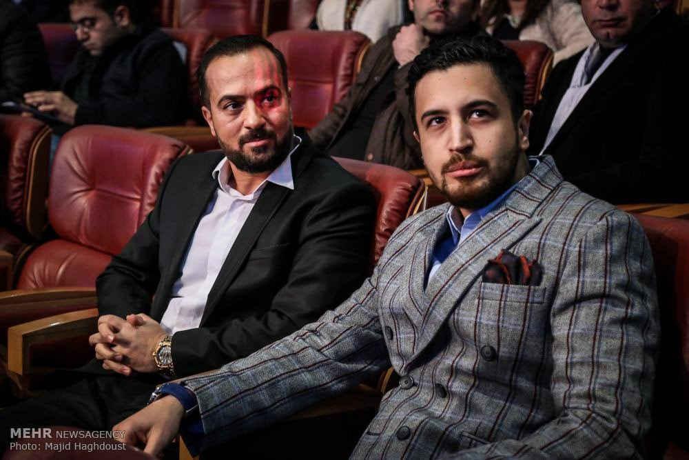 گزارش تصویری مراسم اختتامیه جشنواره فیلم فجر 35