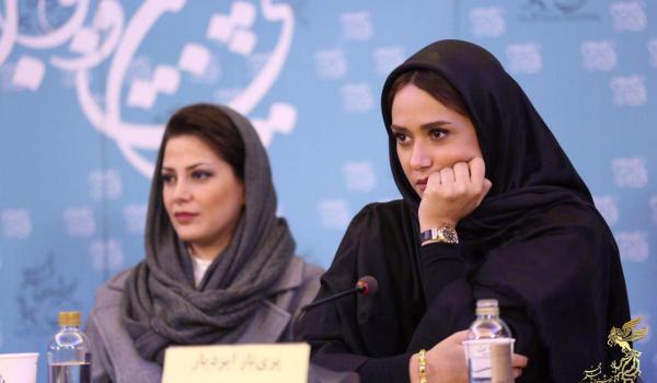 گزارش تصویری روز سوم جشنواره فیلم فجر سی و پنج