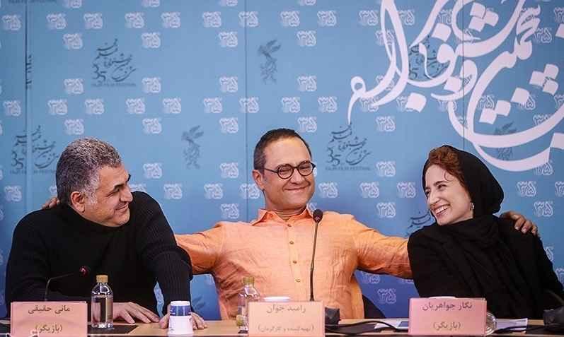 رامبد جوان: هنرمندان باید در جشنواره جهانی فیلم فجر حاضر باشند
