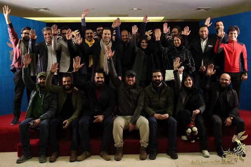 گزارش نشست فیلم سد معبر در کاخ جشنواره