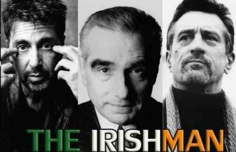 اخرین اخبار از فیلم جدید اسکورسیزی به نام ایرلندی