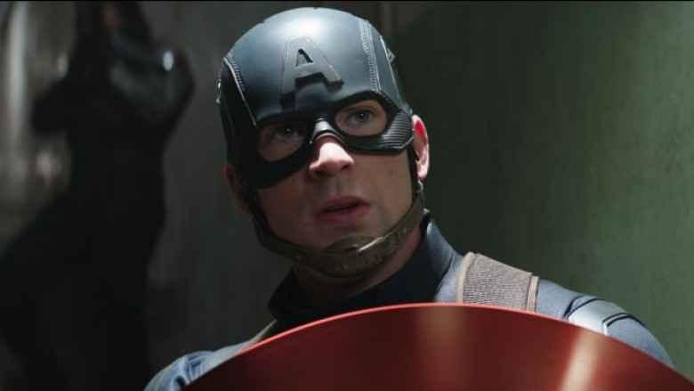 کریس اوانز و خداحافظی با کاراکتر کاپیتان آمریکا