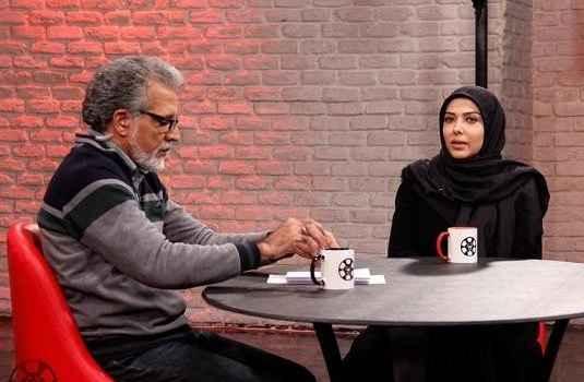 صحبت های جنجالی لیلا اوتادی در برنامه هفت علیه باران کوثری