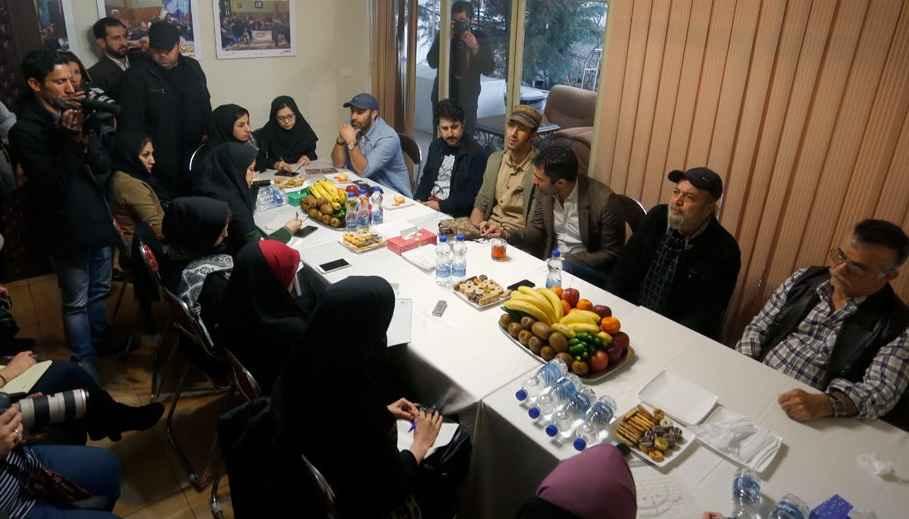 گزارش نشست سریال علی البدل با حضور عوامل سریال