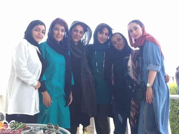 بهاره کیان افشار از پایان بازی پانته آ بهرام در سریال عاشقانه خبر داد