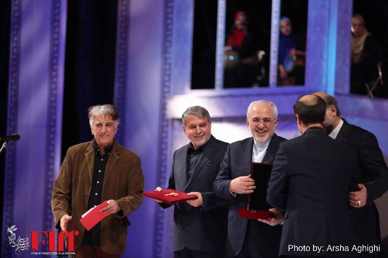 اختتامیه جشنواره جهانی فیلم فجر 35