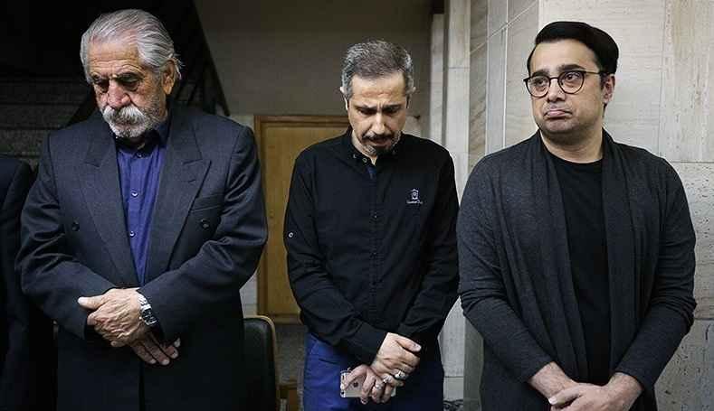 گزارش تصویری مراسم ختم هفتمین روز درگذشت عارف لرستانی