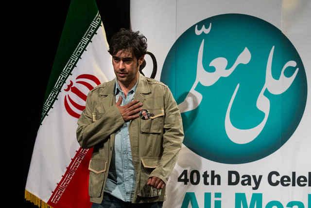 گزارش مراسم نکوداشت علی معلم در تالار وحدت با حضور اهالی هنر
