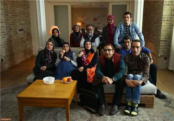 پایان پخش مجموعه دیوار به دیوار ششم خرداد ،فیلم برداری به روز اخر کشیده شد