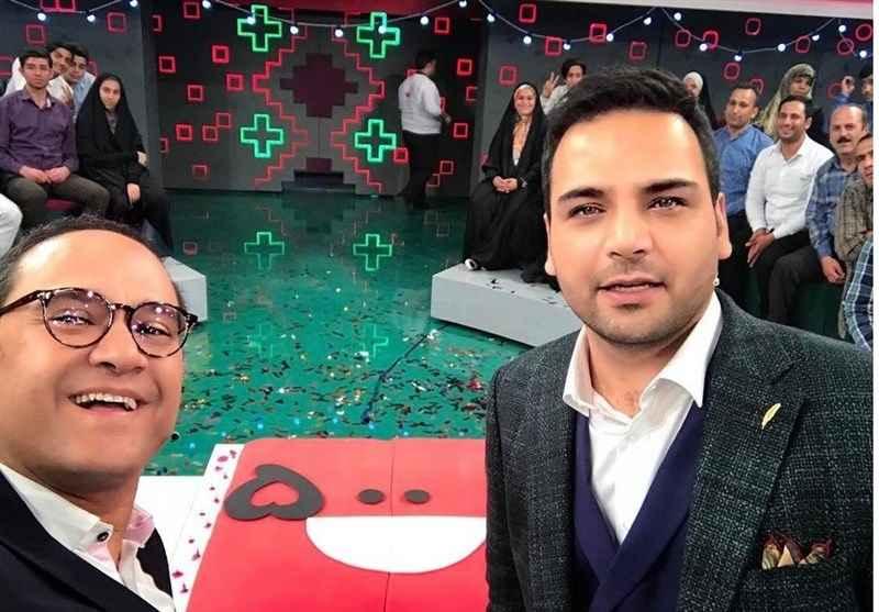 احسان علیخانی مهمان برنامه امشب و  پانصدم خندوانه می شود