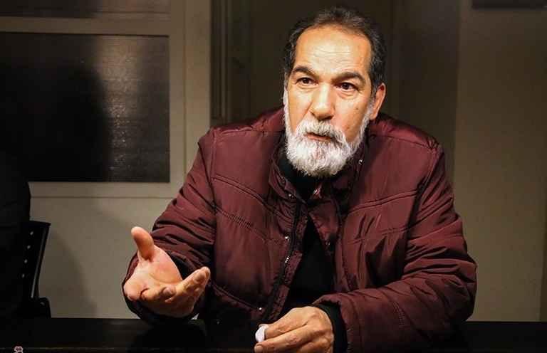مصاحبه سهید سهیلی در مورد پخش نسخه قاچاق گشت دو