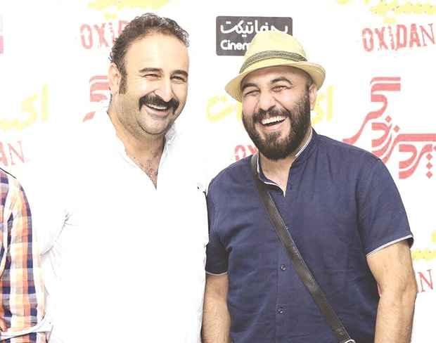 ساخت اولین فیلم مهران احمدی با بازی عطاران