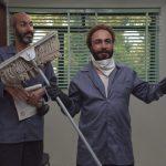 جدید ترین آمار فروش فیلم های روی پرده سینمای ایران ،  شروع پر قدرت هزارپا