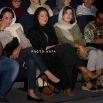گزارش تصویری اکران ویژه رگ خواب در حمایت از یوزهای ایرانی با حضور هدیه تهرانی و لیلاحاتمی