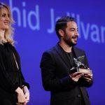 نوید محمدزاده برنده جایزه بهترین بازیگر بخش افق های جشنواره فیلم ونیز 2017 شد