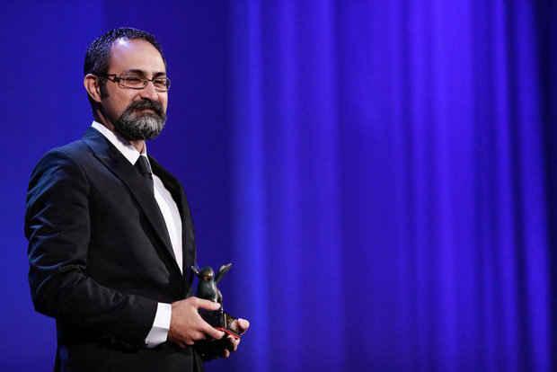 وحید جلیلوند برنده جایزه بهترین کارگردانی بخش افق های جشنواره فیلم ونیز 2017 شد