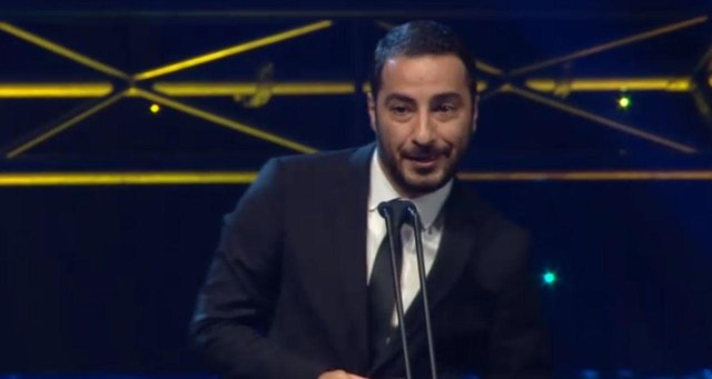 نوید محمدزاده برنده جایزه ویژه جشنواره آسیا پاسیفیک 2017 شد