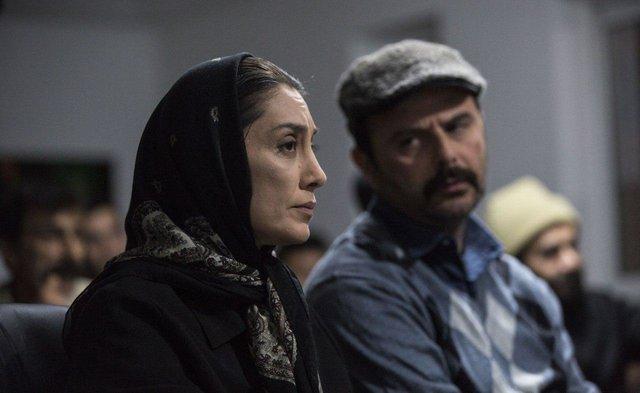 اکران فیلم واسطه با بازی هدیه تهرانی و تغییر نام به روزهای نارنجی