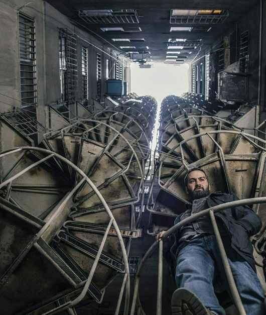 اولین تصویر منتشر شده از فیلم سینمایی «امیر»