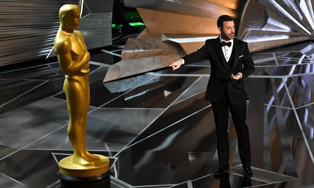 "Jimmy Kimmel - اسامی برندگان اسکار 2018 / ""شکل آب"" جوایز اصلی را درو کرد"
