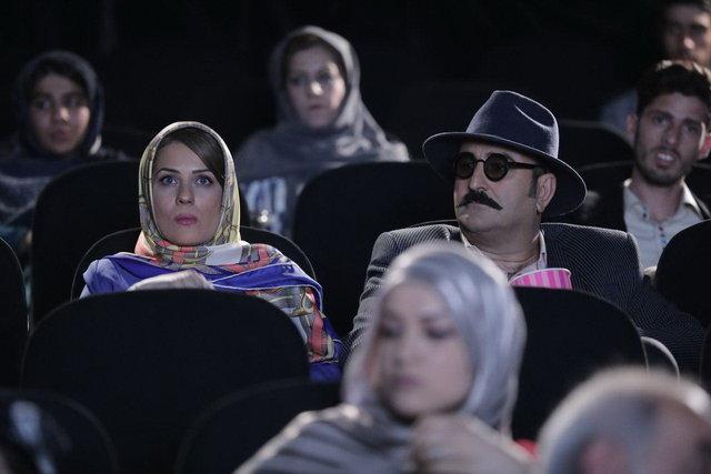 سارا بهرامی و مهران احمدی هم به ساخت ایران 2 پیوستند
