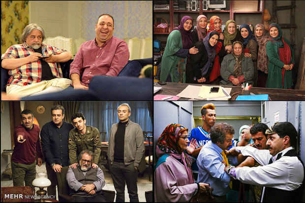 اعلام ساعت و شبکه پخش سریال های نوروز 97