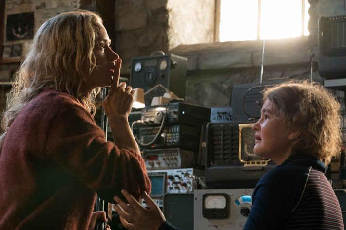 گزارش باکس آفیس هالیوود به تاریخ 8 آپریل 2018/ صدرنشینی فیلم A Quiet Place 2018