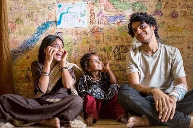 افتتاح جشنواره جهانی فجر 36 با فیلم آن سوی ابرها مجید مجیدی