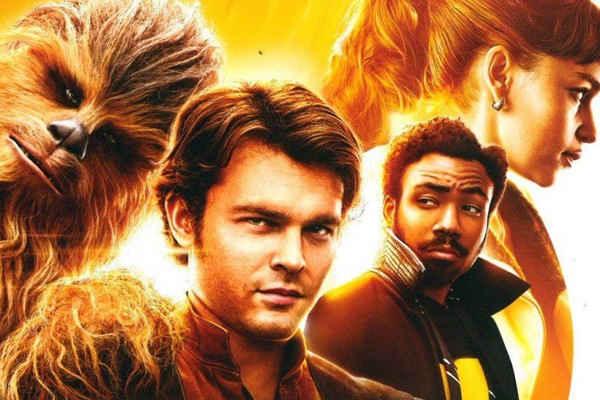 صدرنشینی Solo: A Star Wars Story در باکس آفیس 27 می 2018