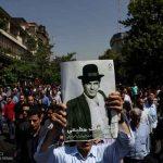 گزارش مراسم خاکسپاری ناصر ملک مطیعی