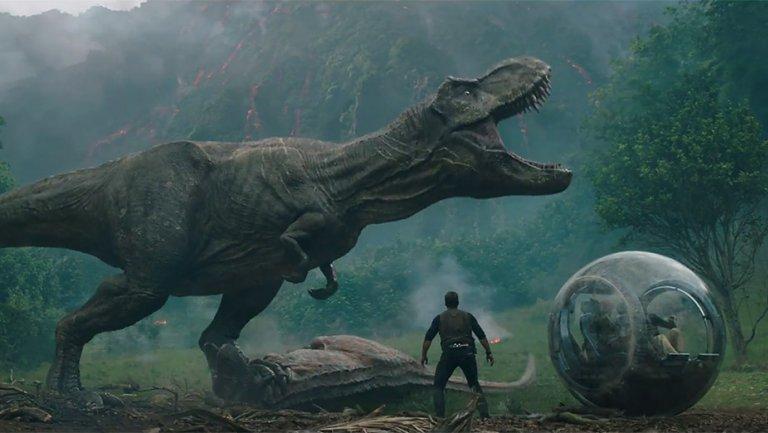 صدرنشینی 150 میلیون دلاری فیلم Jurassic World /گزارش باکس آفیس 24 ژوئن 2018