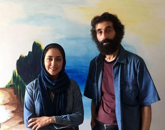 بهاره کیان افشار،ترلان پروانه و لاله اسکندری در فیلم رویایی سهراب