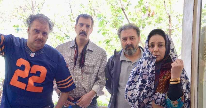 عکس هایی از فیلم زندانی ها به کارگردانی مسعود ده نمکی